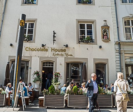 Luxembourg-Chocolate House