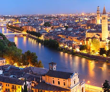 Cityscape - Verona