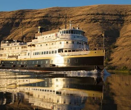Cruise the Columbia River Gorge with Un-cruise