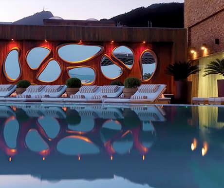 Fasano luxury hotel Rio