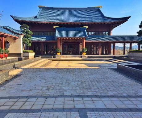 Imperial Springs Main Courtyard