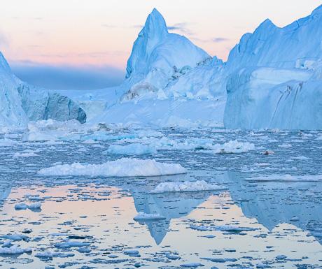 Ilulissat Ice by Justin Black