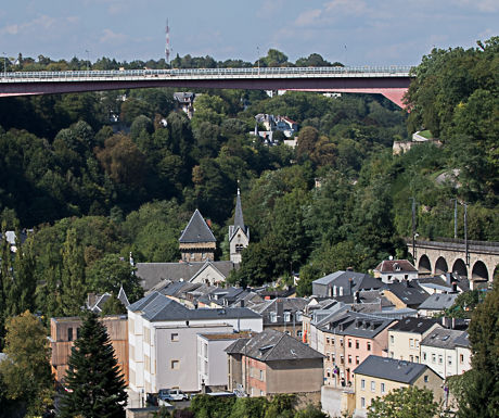 Luxembourg-Alzette Valley