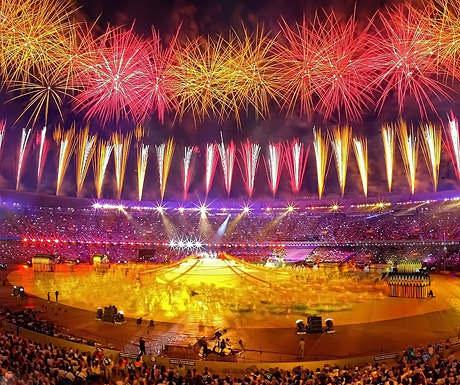 Opening Olympics - Maracana