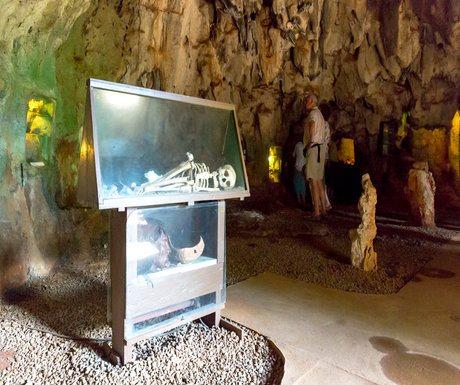 Paradise Archeological Cave