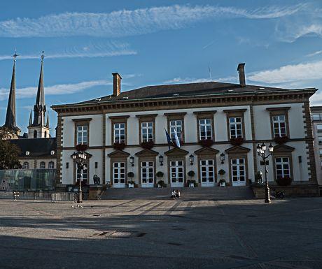 Luxembourg-Place Guillaume II