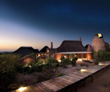 Safari Lodge Leobo - South Africa