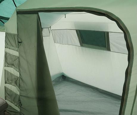 Skandika tent inside