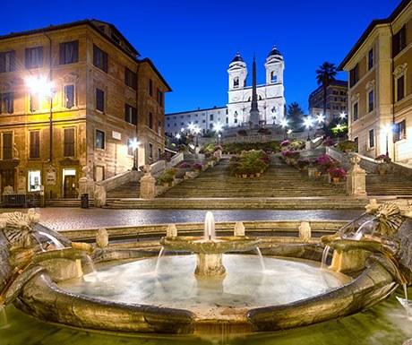 Spanish Steps - Rome