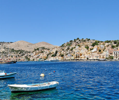 Tilos Greece
