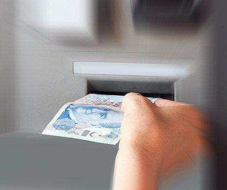 Turkish ATM