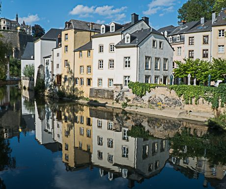 Luxembourg-Ville Basse