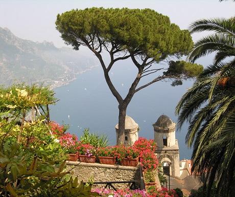 amalfi coast ravello