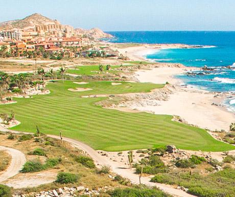 Cabo del Sol Golf Course in los Cabos Mexico