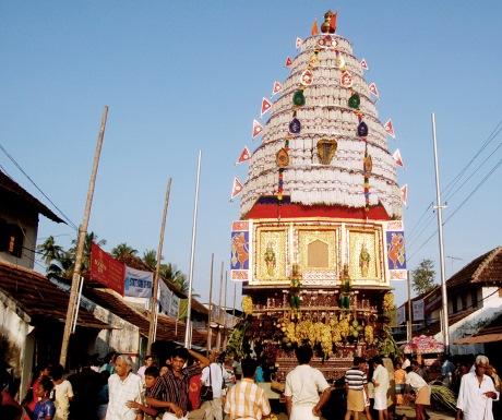 kalpathy-cart-festival