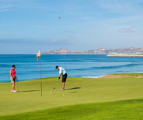 Puerto Los Cabos Golf Course in Los Cabos Mexico