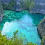 Photograph of the week: Star Lagoon, Raja Ampat, Indonesia