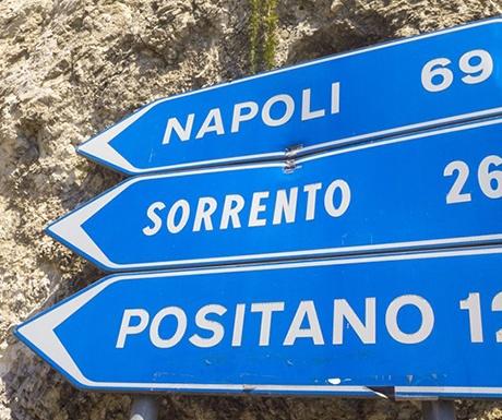 Amalfi-Signs