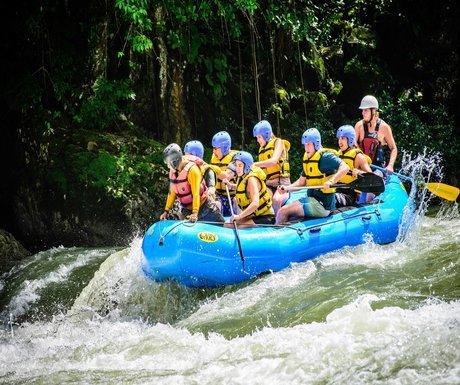 Cahabon Rafting