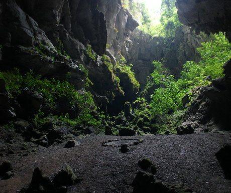 Caving Candelaria