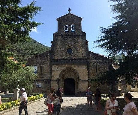 Church in Santona