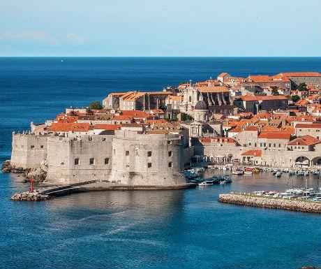 Dubrovnik celebrity holiday destinations