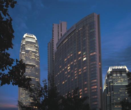 Four Seasons Hong Kong - external