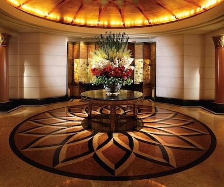 Four Seasons Singapore - lobby