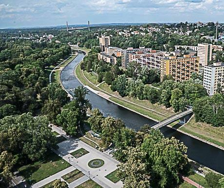 Green Ostrava