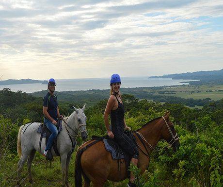 Horseback Riding Salinas Bay