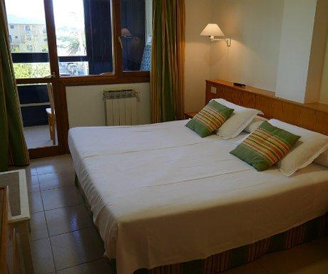 Hotel Juan de la Cosa double room