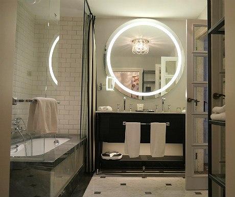 Hotel Maria Cristina bathroom