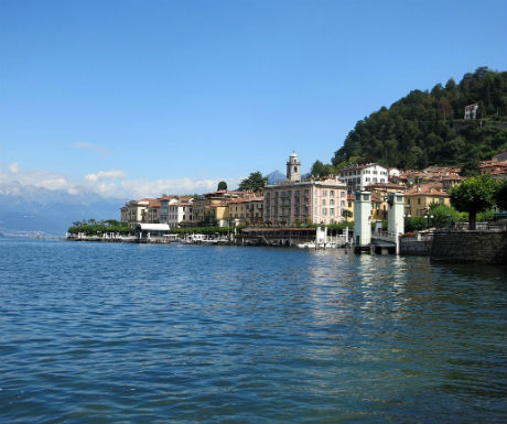Lake Como Italy  celebrity holiday destinations