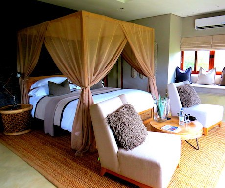 Luxury Safari Lodge