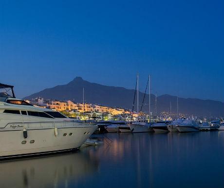 Marbella Spain  celebrity holiday destinations