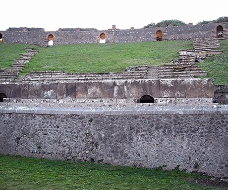 Pompeii-Ampitheatre