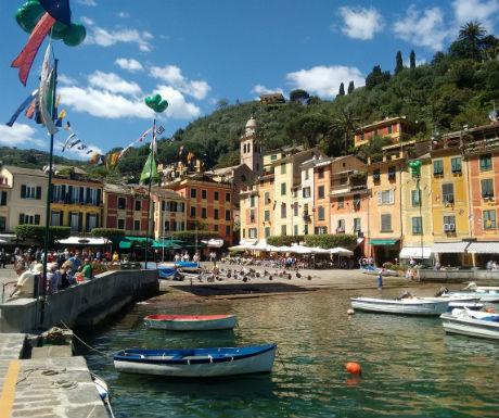 Portofino Italy  celebrity holiday destinations
