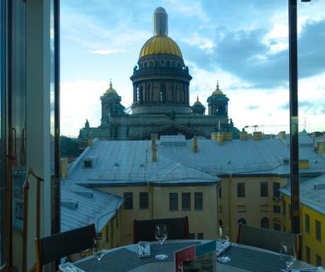 St Petersburg Russia Must-Try Restaurants