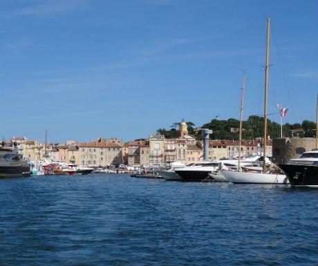 St. Tropez France  celebrity holiday destinations