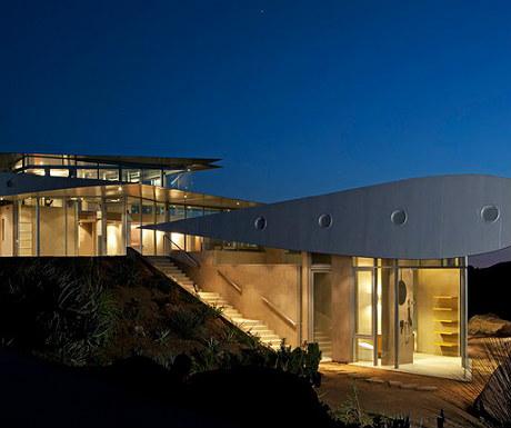 The Famous Malibu Wing House
