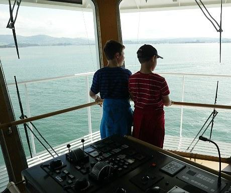 View approaching Santander