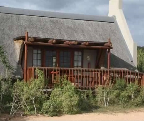 Luxury chalet in Addo Rest Camp, South Africa