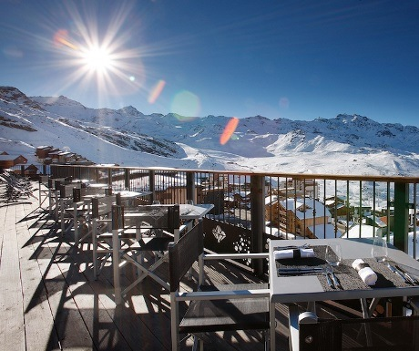 Kohi Nor, Val Thorens