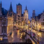 Photograph of the week: The historical centre of Ghent, Belgium