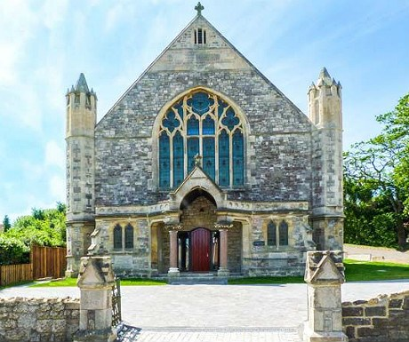 1 Church House