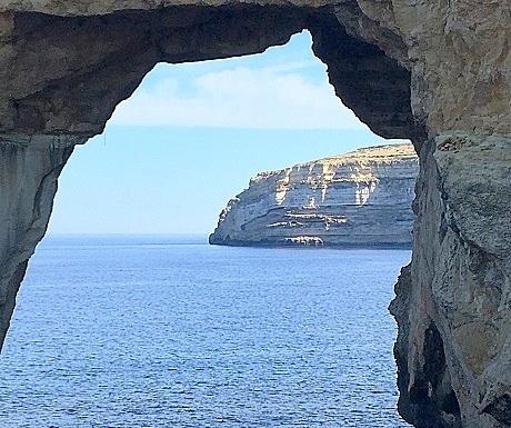 Rock Arch of Comino, Malta