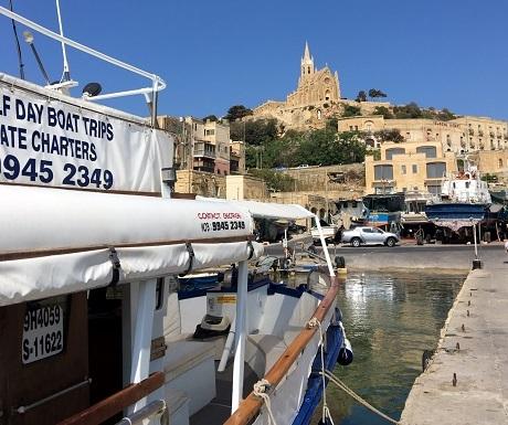 Boat rental in Valetta, Malta