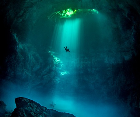 The Pit, Tulum, Mexico
