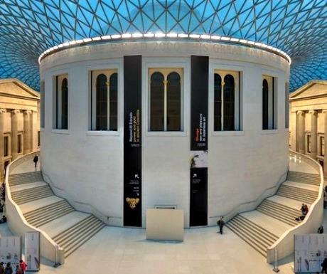 Things in london with kids - british museum