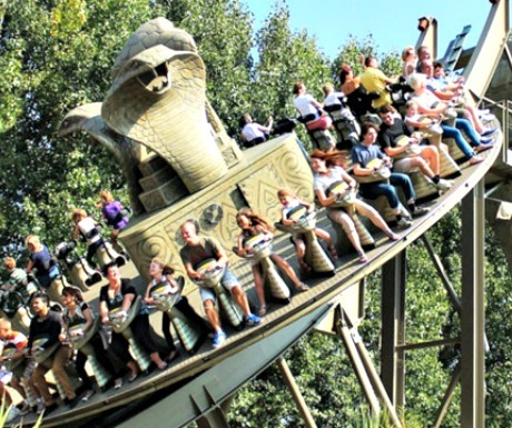 Things in london with kids - chessington word of adventure